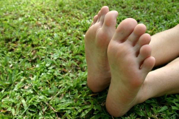 Bare Feet Freedom